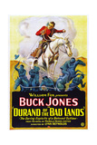 Durand of the Bad Lands Posters