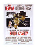 Butch Cassidy and the Sundance Kid Print