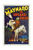 The Upland Rider Prints