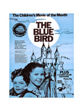 The Blue Bird Poster