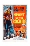 Heart of the Rockies Posters