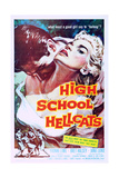 High School Hellcats Posters