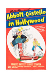 Bud Abbott and Lou Costello in Hollywood Posters