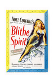 Blithe Spirit Posters