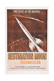 Destination Moon Posters