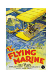 The Flying Marine Posters
