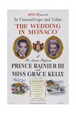 The Wedding in Monaco Art