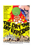 The Day the Sky Exploded Prints