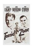 Torrid Zone Print
