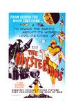The Mysterians Kunstdrucke