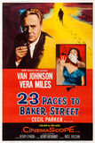 23 Paces to Baker Street Posters