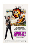 Shaft's Big Score! Art