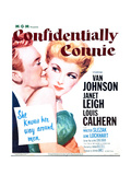Confidentially Connie Posters