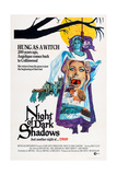 Night of Dark Shadows Art