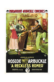 A Reckless Romeo Art