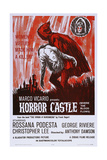 Horror Castle Prints