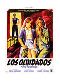Los Olvidados Posters