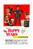 The Happy Years Plakater