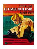Visage du plaisir, Le|The Roman Spring of Mrs. Stone Poster