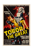 Tobor the Great Prints