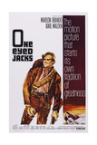 One-Eyed Jacks Posters
