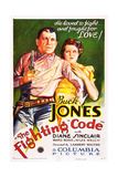 The Fighting Code Posters