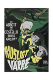 Abbott and Costello Meet the Killer Posters