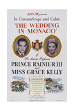 The Wedding in Monaco Posters