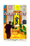 The Big Clock Posters