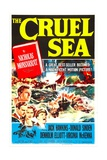 The Cruel Sea Posters