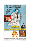 The Gene Krupa Story Posters