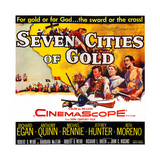 Seven Cities of Gold Posters