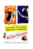 My Dear Secretary Kunstdrucke