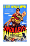 The Invaders (aka 49th Parallel) Poster