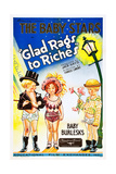 Glad Rags to Riches Prints