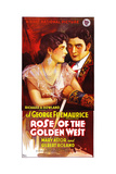 Rose of the Golden West Posters