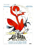 Ali-Baba and the Forty Thieves Plakater