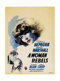 A Woman Rebels Art