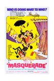 Masquerade Prints