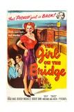 The Girl on the Bridge Art