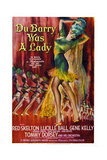 Du Barry Was a Lady Posters