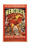 Hercules Plakát