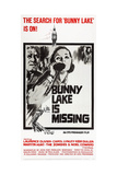 Bunny Lake Is Missing Art