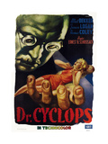Dr. Cyclops Prints