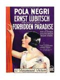Forbidden Paradise Print