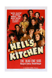 Hell's Kitchen Posters
