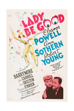 Lady Be Good Posters