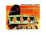 The Raven Obrazy