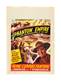 The Phantom Empire Prints