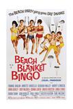 Beach Blanket Bingo Plakater